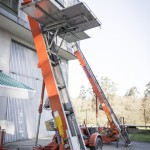 Elevadores de 6 y 10 pisos